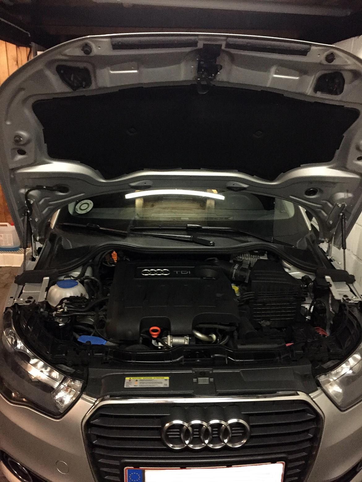 Audi A1 Ambition billede 16