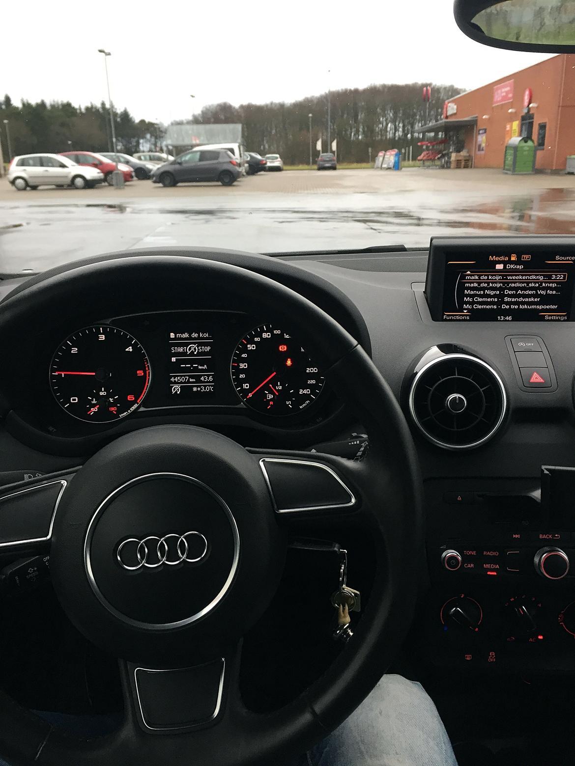 Audi A1 Ambition billede 13