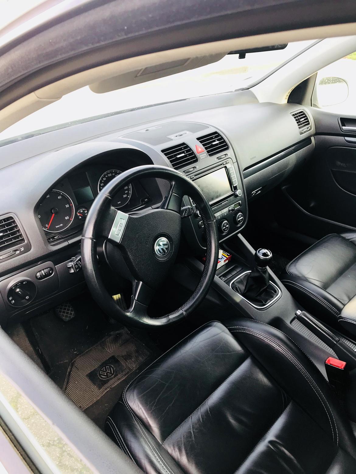VW Golf 5 GT Sport 2,0 TDI billede 10
