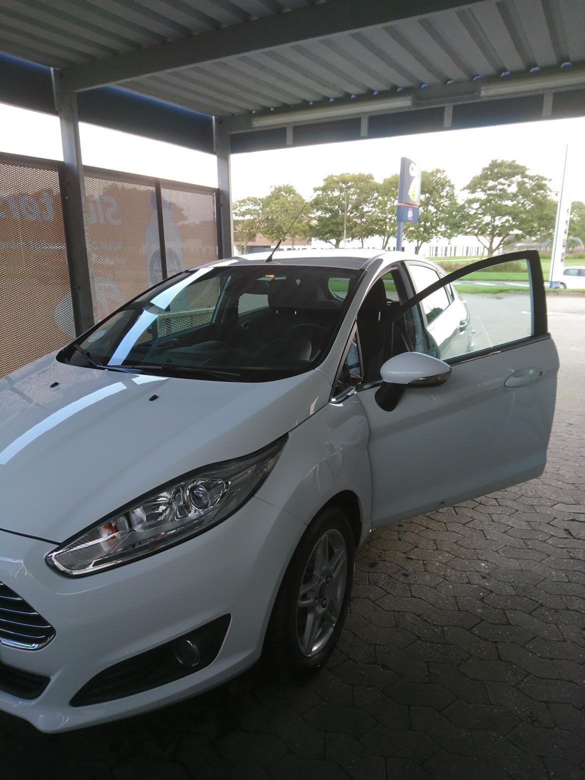Ford Fiesta Titanium  billede 4