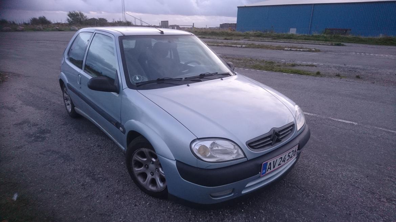 Citroën Saxo Vts 1,6 8v billede 1