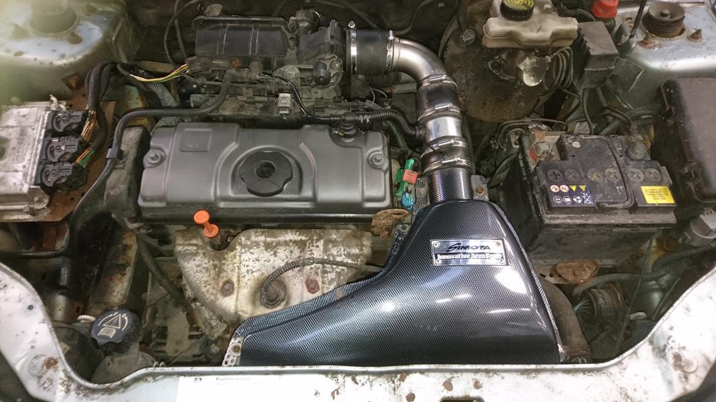 Citroën Saxo Vts 1,6 8v billede 9