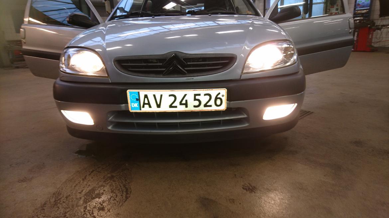 Citroën Saxo Vts 1,6 8v billede 3