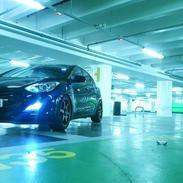 Hyundai i30 Crdi Totalskadet