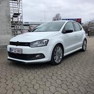 VW Polo bluegt