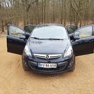 Opel corsa 1.4 t sport 5 dørs