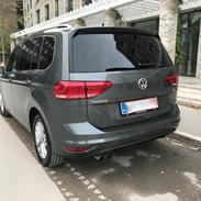VW Touran Highline 7 trins DSG