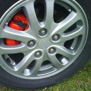 Mazda 323 1,8i GT-R 4WD Turbo