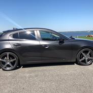 Mazda 3 2,2 Sky-D 150 Optimum