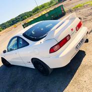 Honda Integra Type R TOTALSKADET