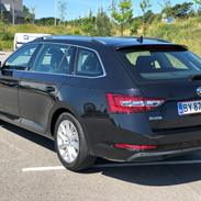 Skoda Superb Combi Wagon Queen Family Truckster