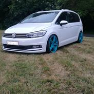 VW Touran Highline 6 trins DSG.. DQ250