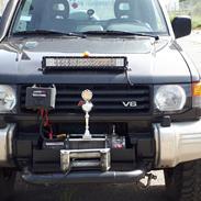Mitsubishi Pajero V6 24v