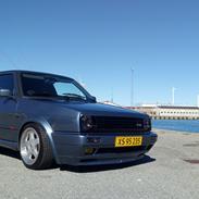 VW Golf 2 Gti Van