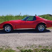 Chevrolet Corvette C3 6.2 V8 Coupe Stingray