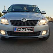 Skoda Fabia GREENLINE PLUS