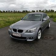 BMW 530i, automatgear