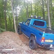 Nissan Patrol w260 2.8 TD #Smølfine