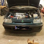 Skoda Felicia 1.6 Turbo. 302hk.