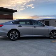 Honda Accord EXL 2.0T