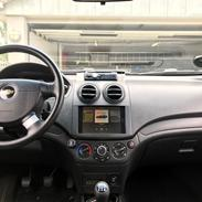 Chevrolet Aveo Hatchback t250