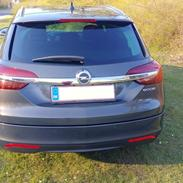 Opel Insignia 2.0 CDTi Best Exclusive ST. Ecoflex