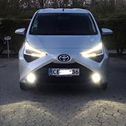 Toyota Aygo X-plore Sliverline