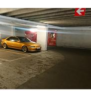 Honda Civic coupe 1,5 ej2 - solgt