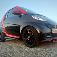 Smart Fortwo - Edition Sharp Red