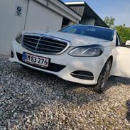 Mercedes Benz E Class w212 facelift