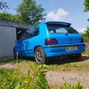 Renault Clio 1.8 16v (2.0 F7R med åbne spjældhuse)