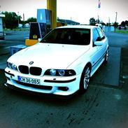 BMW E39 523i Aut. Limousine Alpinweiss