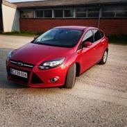 Ford Focus 1,6 SCTi Titanium