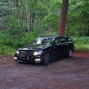 Mercedes Benz C220 cdi aut. 204k