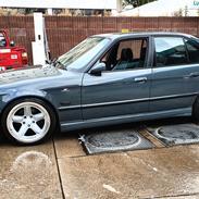 BMW E34 525i AC Schnitzer S5 replica