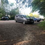 VW Touran Highline