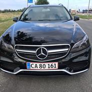 Mercedes Benz E200 AMG LINE