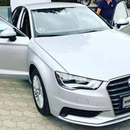 Audi A3 Limousine køb!
