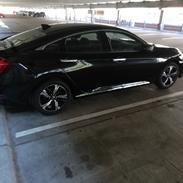 Honda Civic 1.5t