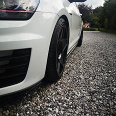 VW golf VII 2.0 GTI  Performance bmt Van.