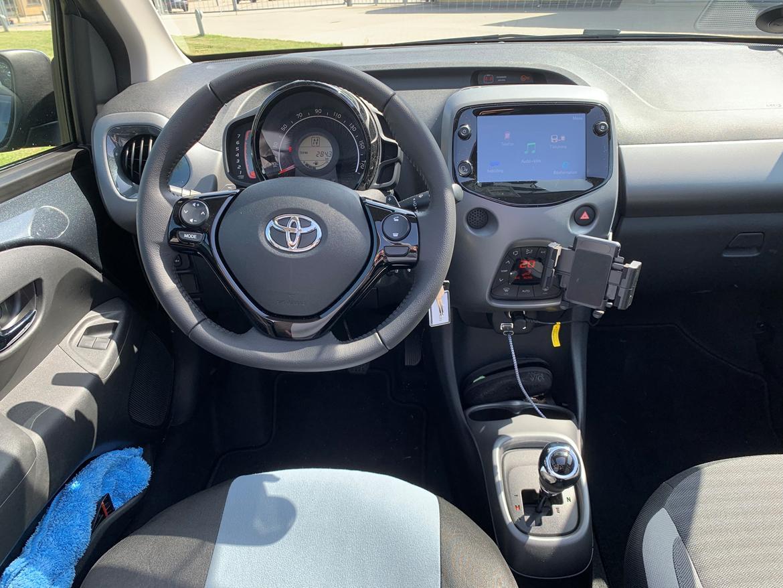 Toyota Aygo X-Sky X-Shift billede 5