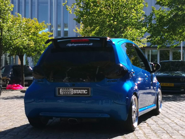 Toyota Aygo billede 5