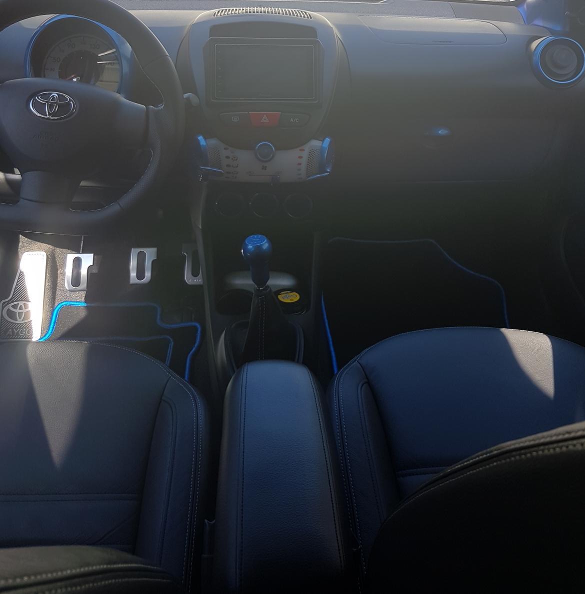 Toyota Aygo billede 20