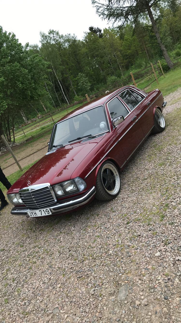 Mercedes Benz W123 billede 6