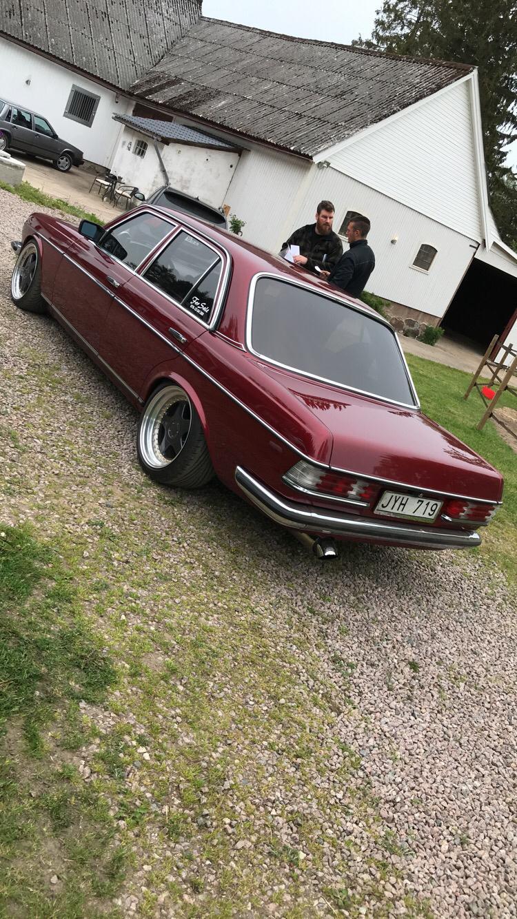 Mercedes Benz W123 billede 7