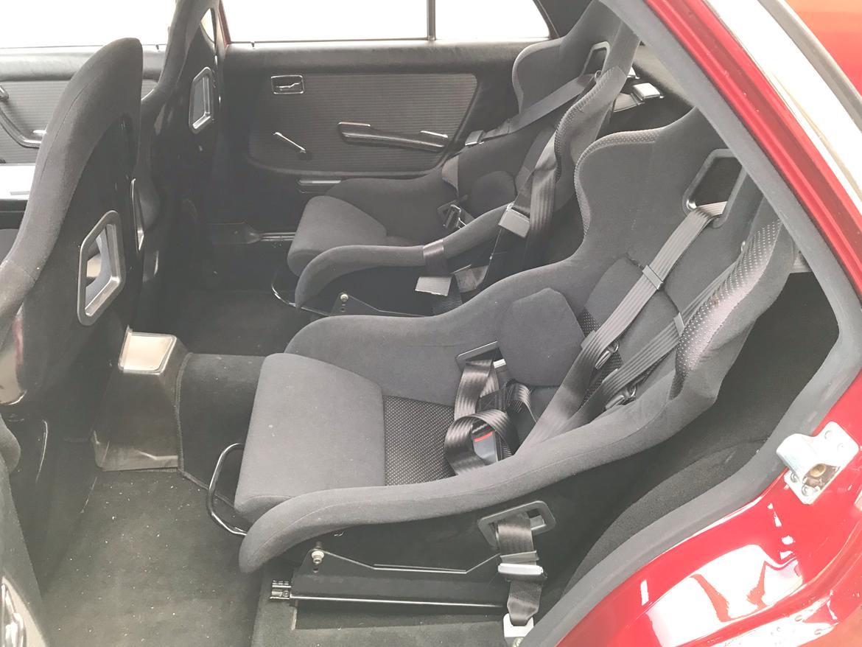 Mercedes Benz W123 billede 13