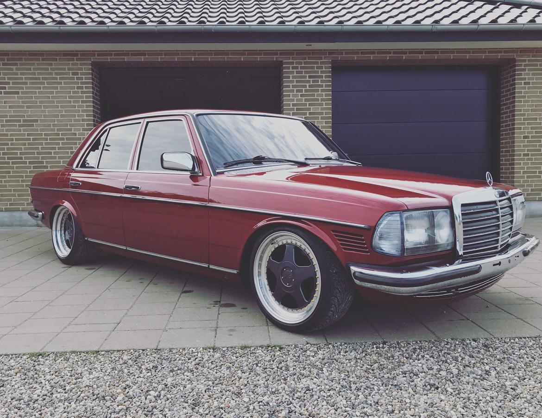 Mercedes Benz W123 billede 14