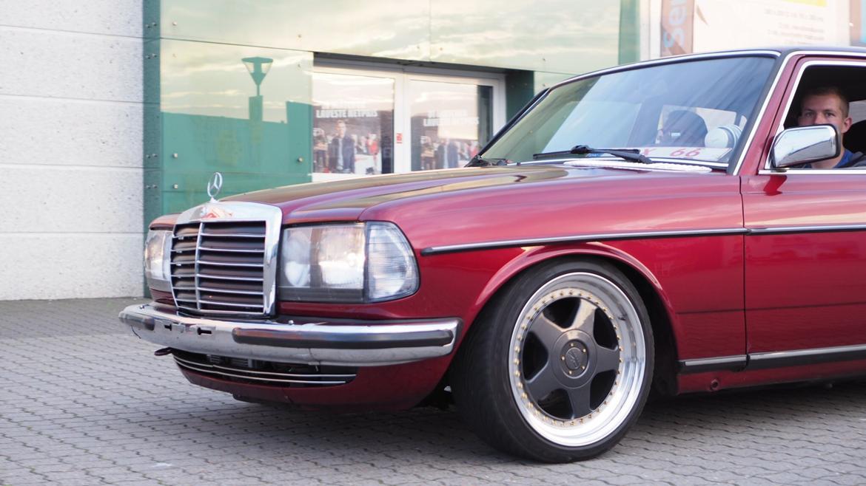 Mercedes Benz W123 billede 17