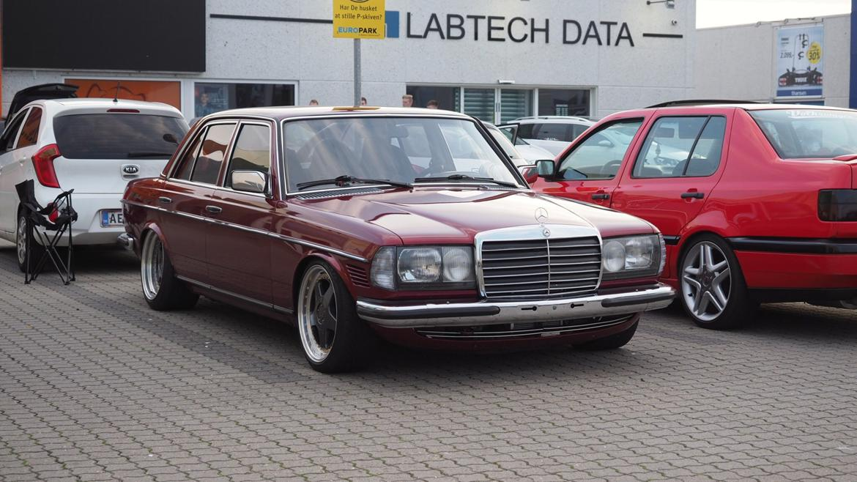 Mercedes Benz W123 billede 18