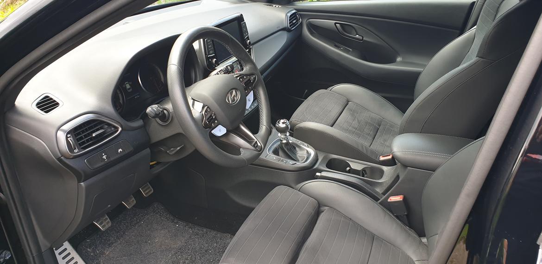 Hyundai I30N Performance billede 7